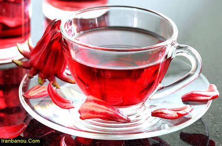 مصرف زیاد چای ترش