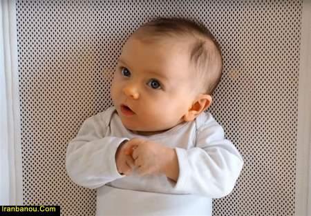 بهترین زمان کوتاهی موی نوزاد