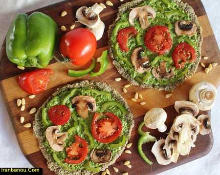 کانال غذاهای گیاهی
