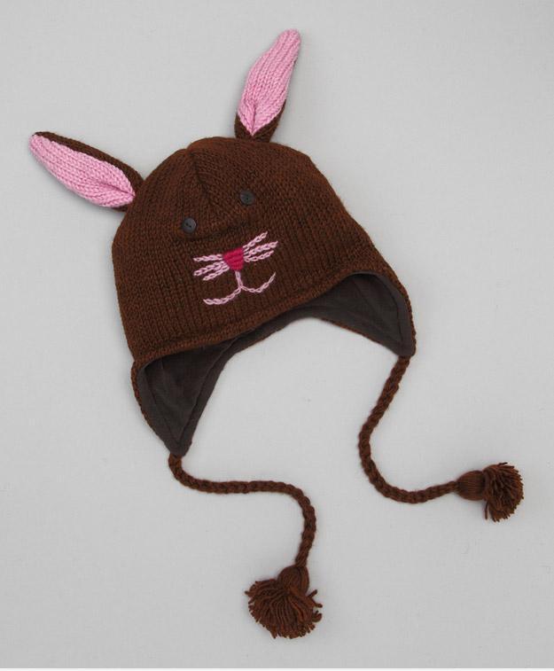 مدل کلاه بافتنی دخترانه