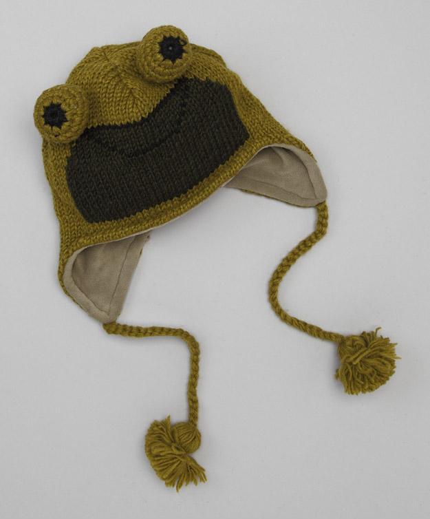 مدل کلاه بافتنی حیوانات