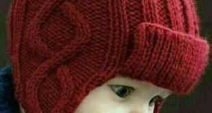 آموزش بافت کلاه پسرانه با قلاب