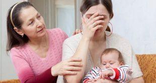 افسردگی مادران شیرده