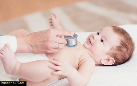 بیماری قلبی مادرزادی vsd