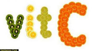 قرص جوشان ویتامین c و چاقی