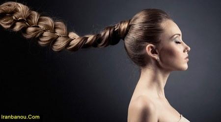 درمان موهای نازک شده