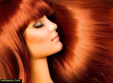 درمان موهای نازک و ضعیف