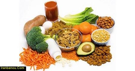 مواد غذایی مضر برای حافظه