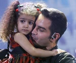 تولد دختر محسن یگانه ، محسن یگانه خواننده
