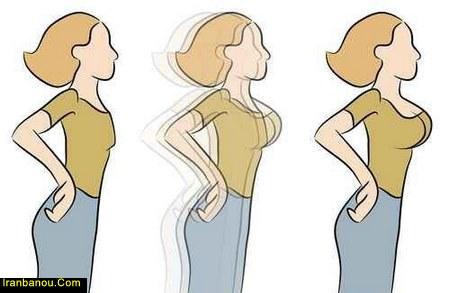 خوردن چه چیزهایی باعث بزرگ شدن سینه میشود