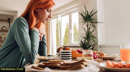 چه غذاهایی باعث استرس میشود
