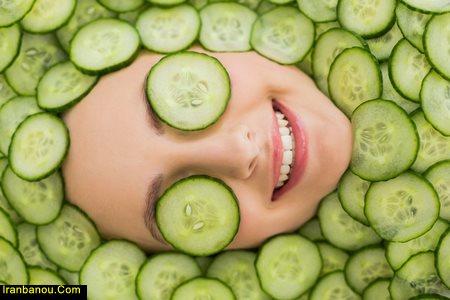خواص خیار سبز برای لاغری