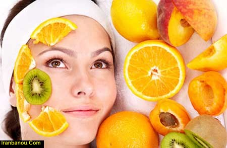 خوراکی های مفید برای پوست صورت