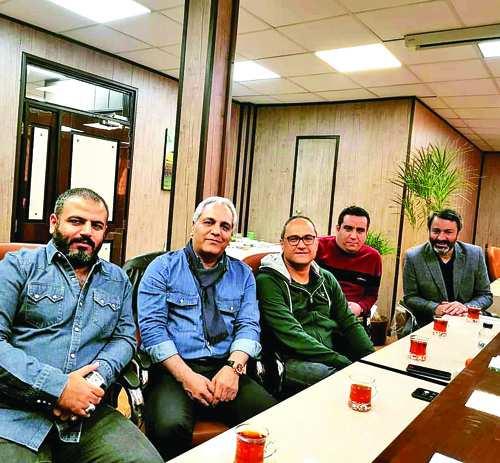 اخبار,اخبار فرهنگی,مهران مدیری و رامبد جوان