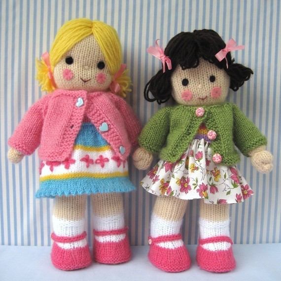 Knitted Doll (21)