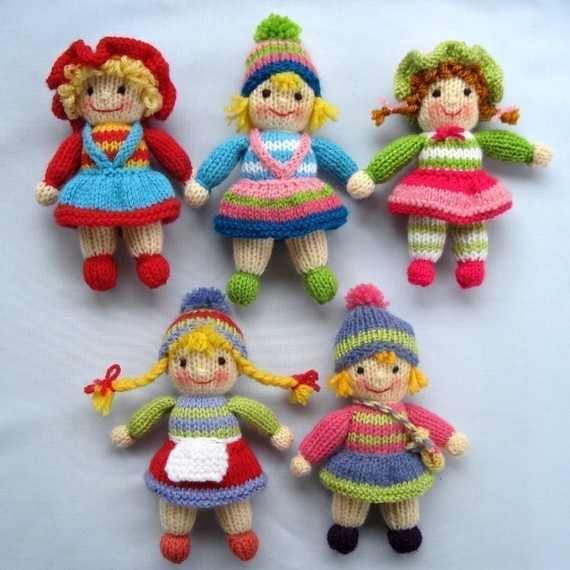 Knitted Doll (22)