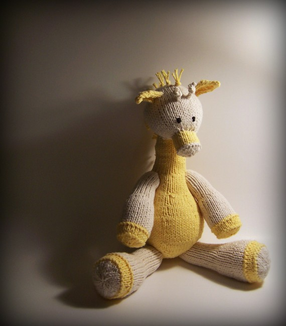 Knitted Doll (25)