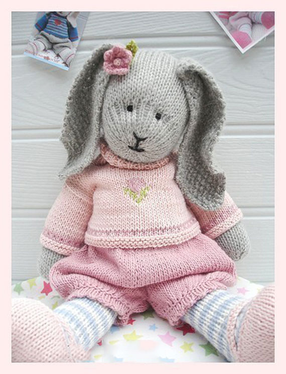 Knitted Doll (28)