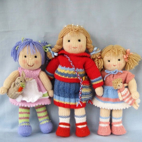 Knitted Doll (35)