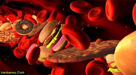 برای چربی خون چه چیزهایی مفید است