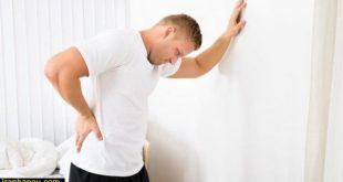 درد لگن سمت چپ در مردان جوانی