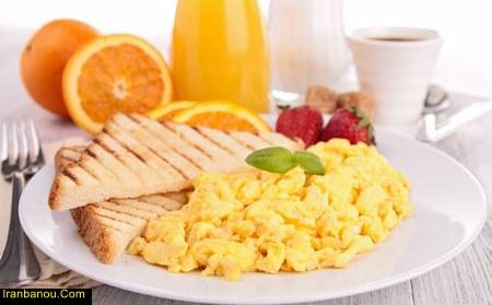 طرز تهیه غذاهای کم کالری