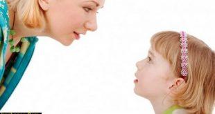 آموزش اندام خصوصی به کودکان