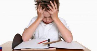 مقاله اضطراب امتحان در دانش آموزان