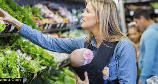 غذاهای نفاخ در دوران شیردهی
