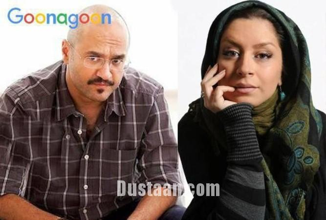 www.dustaan.com همسراول، دوم و سوم رامبد جوان +تصاویر
