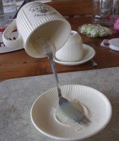 آموزش ساخت فنجان معلق و لبریز از گل