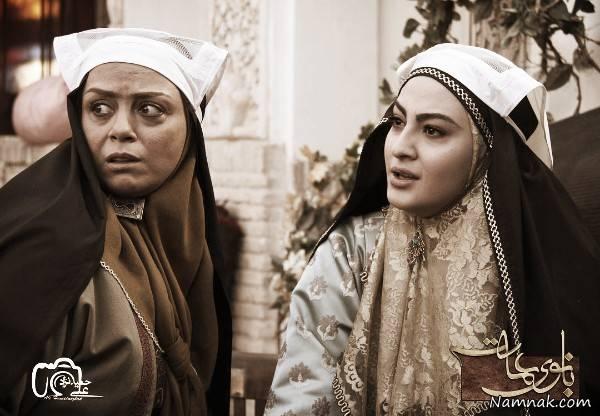 مریم مومن و شبنم فرشادجو
