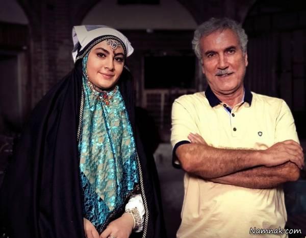 مریم مومن و عزیزالله حمیدنژاد