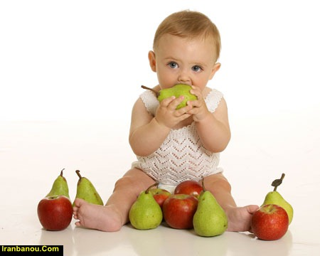طرز تهیه سوپ برای نوزاد 6 ماهه