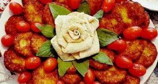 کتلت مرغ ایتالیایی