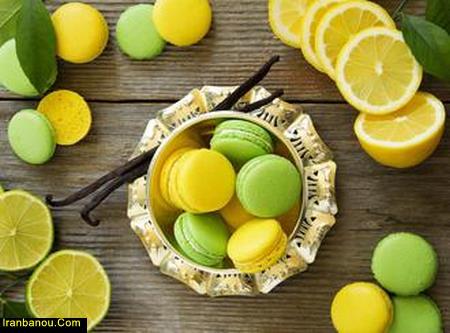 طرز پخت شیرینی لیمویی