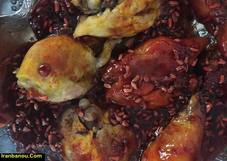 تهیه مرغ ترش   طرز تهیه مرغ ترش به دو روش ساده