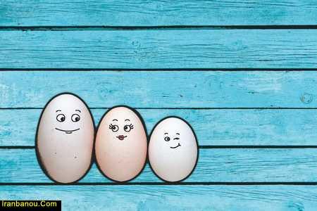 مضرات سفیده تخمه مرغ