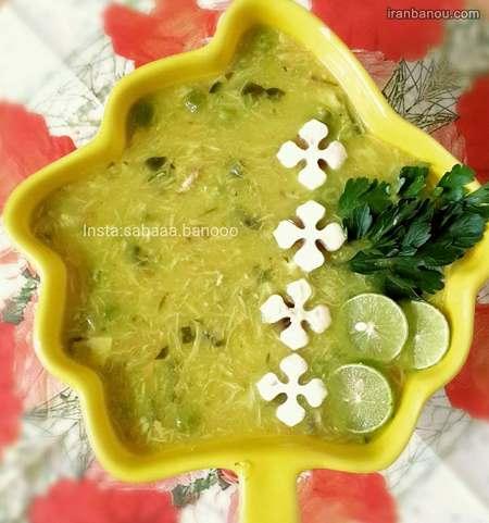 سوپ شیک برای مهمانی