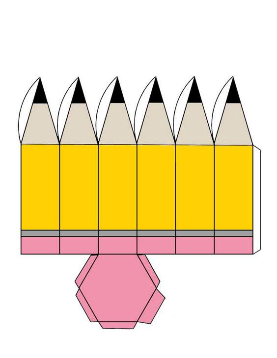 کاردستی جشن الفبا، مداد، کاردستی با مقوا