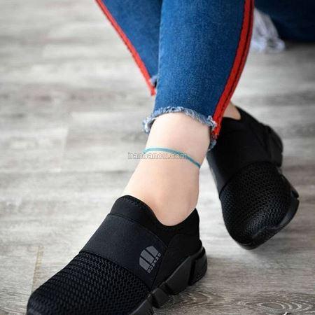 کفش اسپرت دخترانه مشکی
