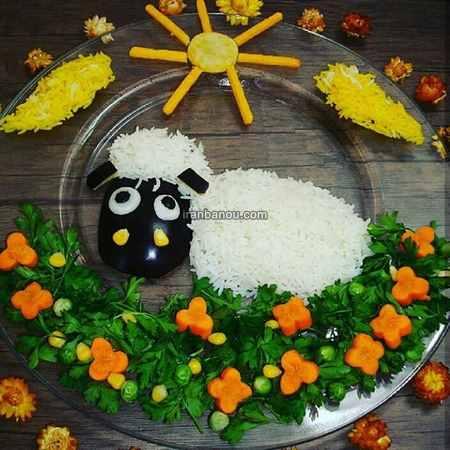 دیزاین برنج عکس جدید