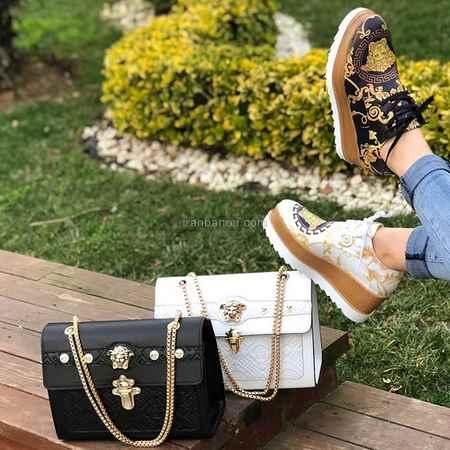 کفش اسپرت فانتزی دخترانه