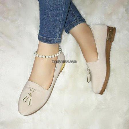 مدل کفش کالج دخترانه شیک