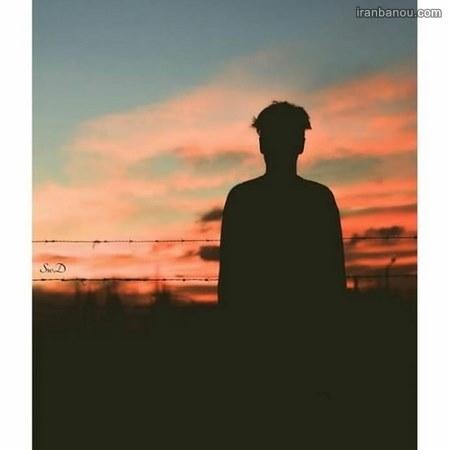 عکس پروفایل پسرانه تنهایی