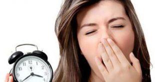 عوارض نخوابیدن در شب