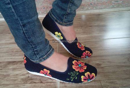 کفش اسپرت دخترانه شیک