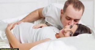 رابطه دهانی در دوران بارداری