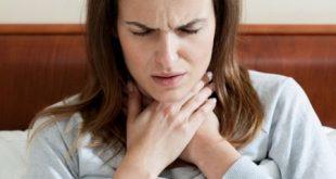 خطر عفونت گلو در بارداری