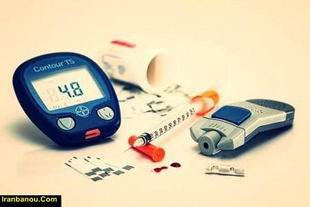 اب میوه برای افراد دیابتی
